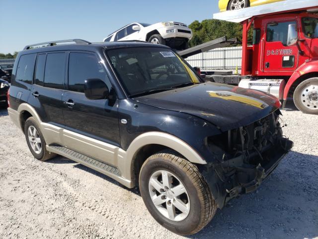 Mitsubishi salvage cars for sale: 2006 Mitsubishi Montero LI