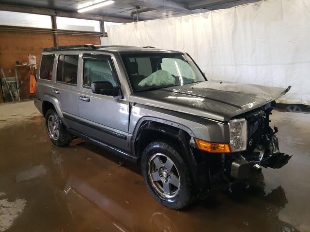 Vehiculos salvage en venta de Copart Ebensburg, PA: 2008 Jeep Commander