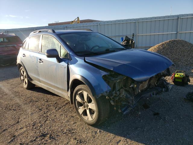 Vehiculos salvage en venta de Copart Bismarck, ND: 2014 Subaru XV Crosstrek