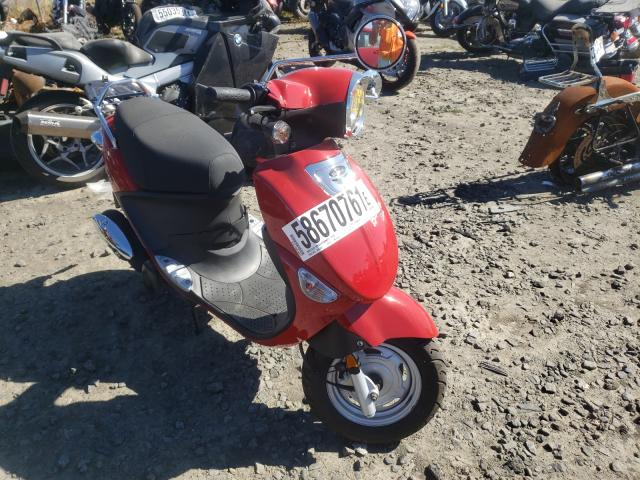 Genuine Scooter Co. salvage cars for sale: 2013 Genuine Scooter Co. Buddy 125