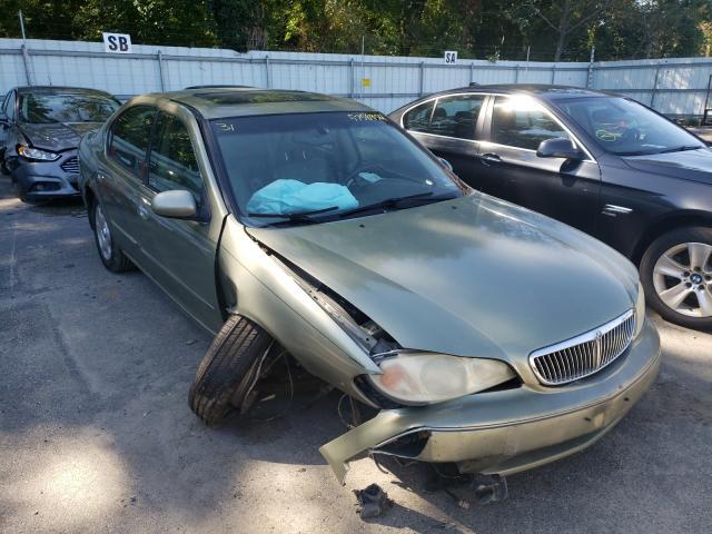 Infiniti I30 salvage cars for sale: 2001 Infiniti I30