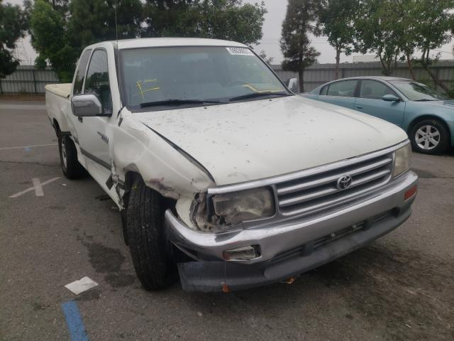 Toyota salvage cars for sale: 1997 Toyota T100 Xtrac
