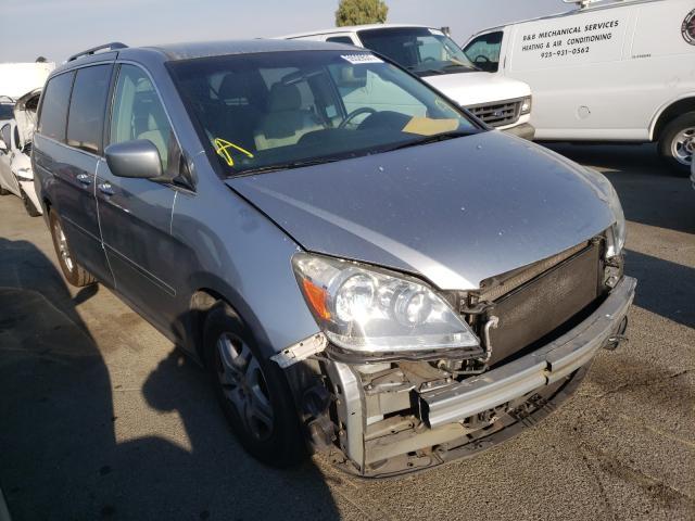 Vehiculos salvage en venta de Copart Martinez, CA: 2006 Honda Odyssey EX