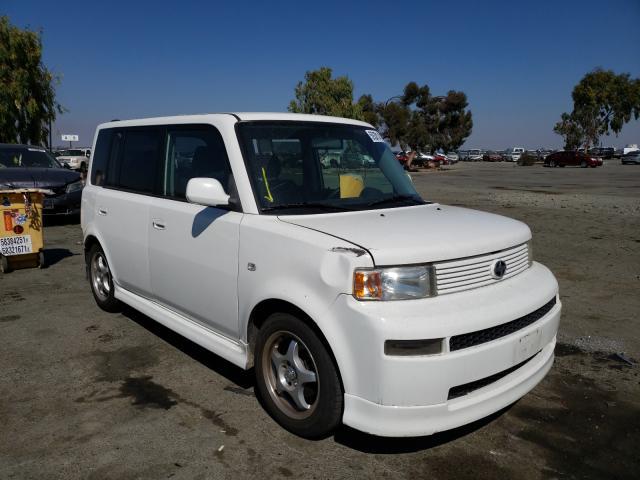 Vehiculos salvage en venta de Copart Martinez, CA: 2006 Scion XB