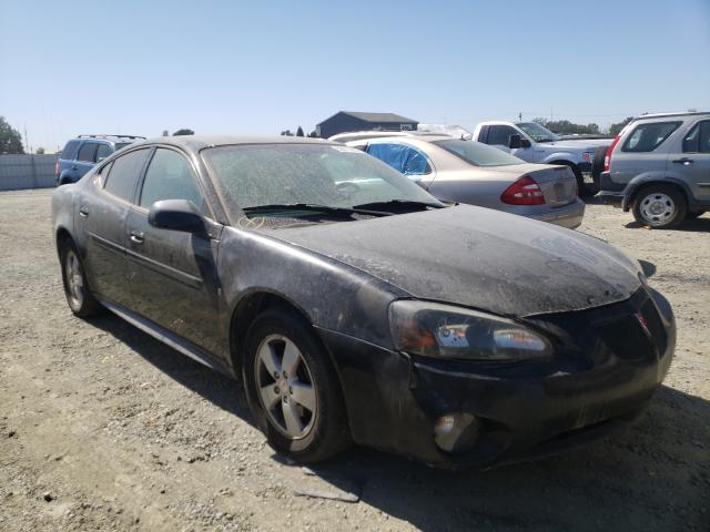 Pontiac salvage cars for sale: 2007 Pontiac Grand Prix