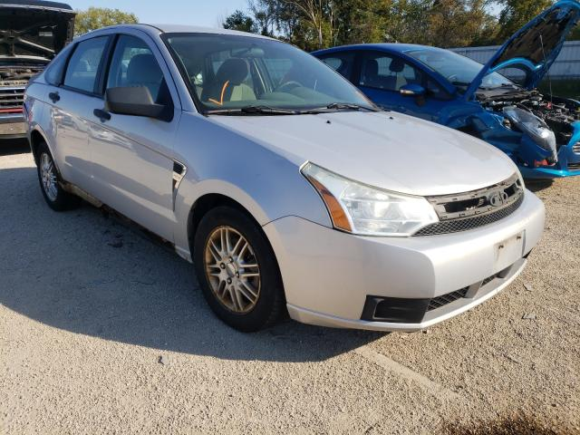 Salvage cars for sale from Copart Milwaukee, WI: 2008 Ford Focus SE