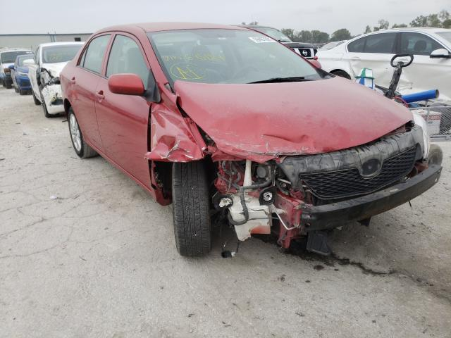 Toyota salvage cars for sale: 2010 Toyota Corolla BA