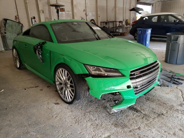 Audi TTS salvage cars for sale: 2016 Audi TTS