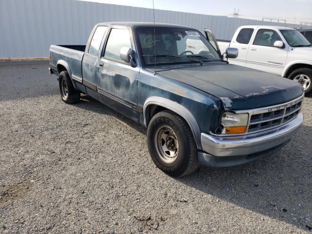 Dodge Dakota salvage cars for sale: 1993 Dodge Dakota