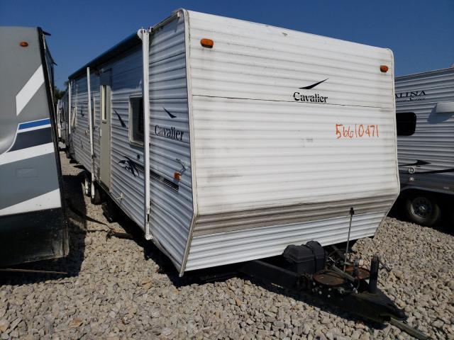 Gulf Stream salvage cars for sale: 2006 Gulf Stream Travel Trailer