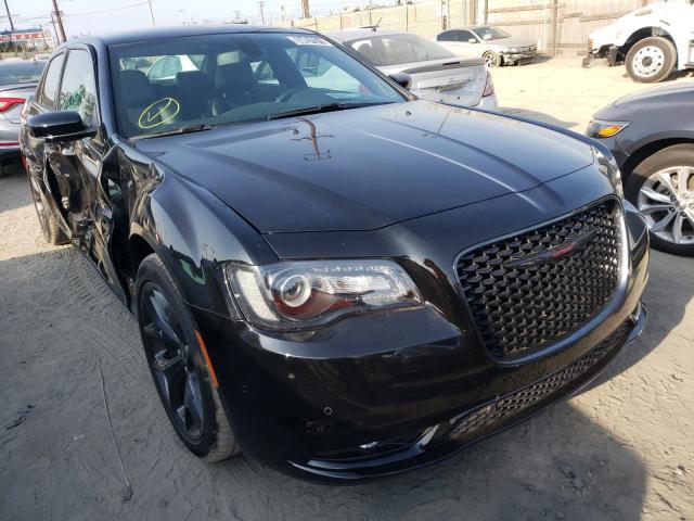 Vehiculos salvage en venta de Copart Los Angeles, CA: 2021 Chrysler 300 S
