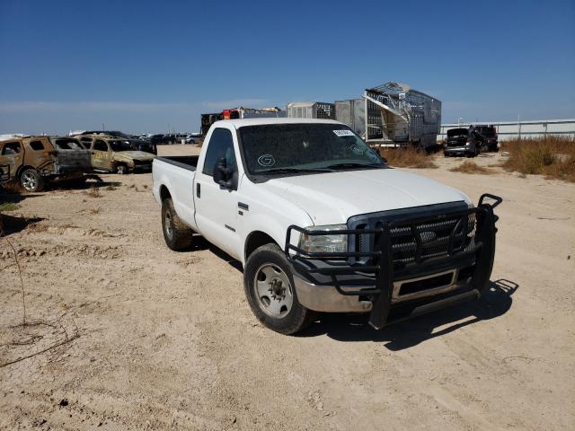 Salvage cars for sale from Copart Amarillo, TX: 2007 Ford F-250