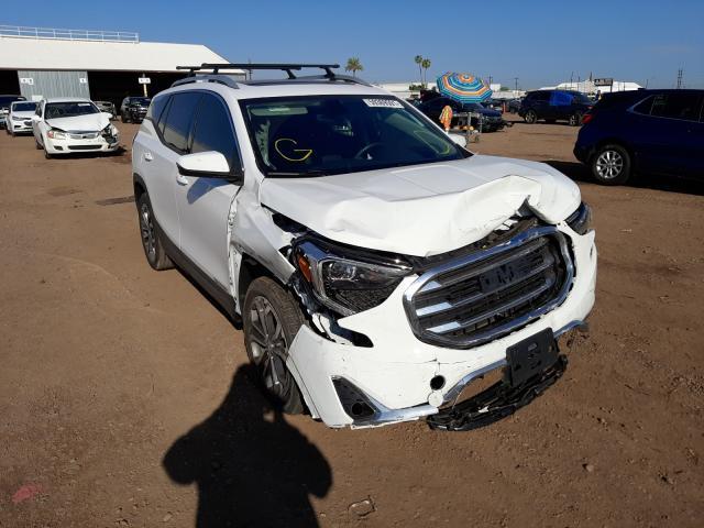 Salvage cars for sale from Copart Phoenix, AZ: 2019 GMC Terrain SL