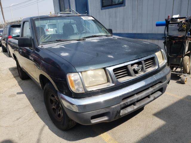 Nissan salvage cars for sale: 1999 Nissan Frontier X