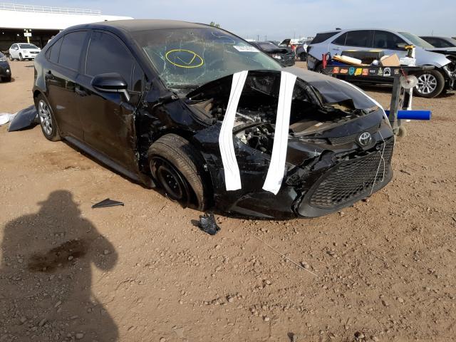 Salvage cars for sale at Phoenix, AZ auction: 2021 Toyota Corolla LE