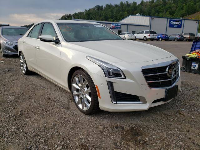 Cadillac Vehiculos salvage en venta: 2014 Cadillac CTS Perfor