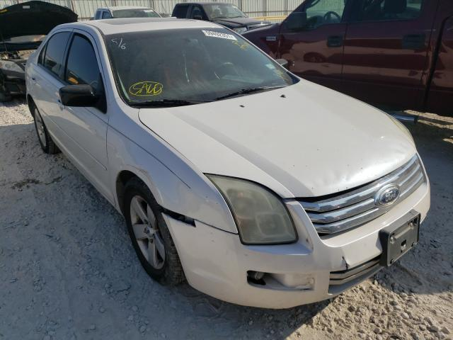 Salvage cars for sale from Copart Haslet, TX: 2009 Ford Fusion SE