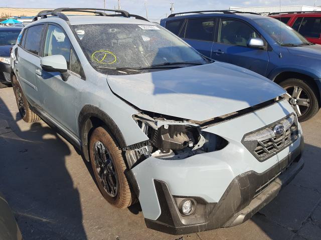 2021 Subaru Crosstrek en venta en Grand Prairie, TX