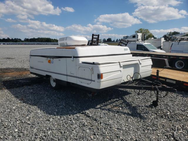 Coleman salvage cars for sale: 2001 Coleman Camper