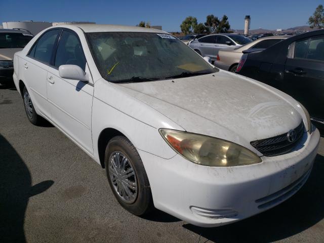 Vehiculos salvage en venta de Copart Martinez, CA: 2003 Toyota Camry LE
