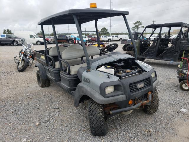 Salvage motorcycles for sale at New Orleans, LA auction: 2018 Clubcar Cart