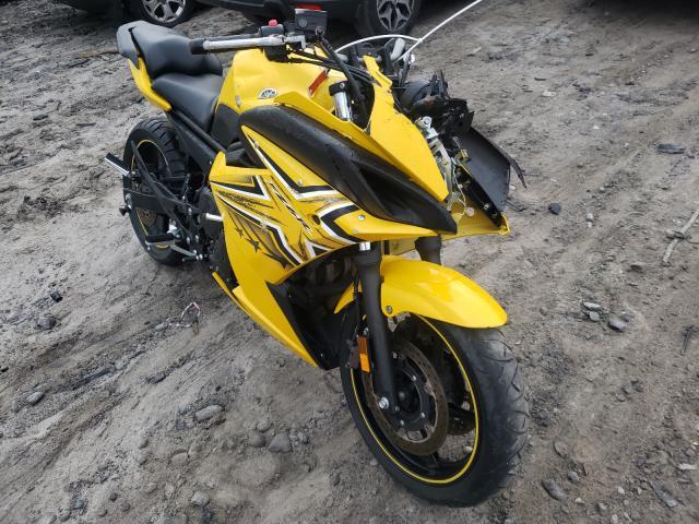 2009 YAMAHA FZ600-800