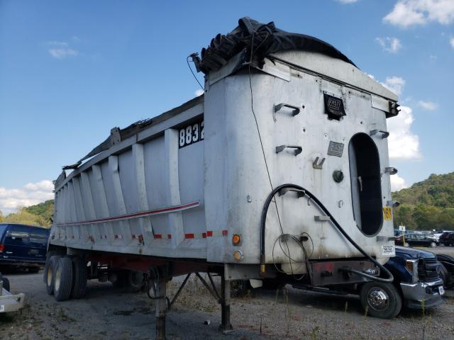 East Manufacturing END Dump salvage cars for sale: 1989 East Manufacturing END Dump