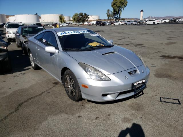 Vehiculos salvage en venta de Copart Martinez, CA: 2000 Toyota Celica GT