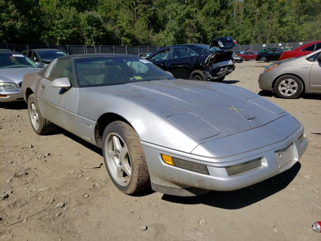 Chevrolet Corvette salvage cars for sale: 1996 Chevrolet Corvette