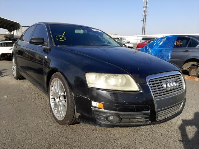 Audi salvage cars for sale: 2007 Audi A6 S-Line