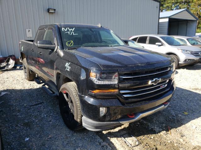 Chevrolet Silverado salvage cars for sale: 2017 Chevrolet Silverado