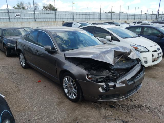Volvo salvage cars for sale: 2008 Volvo S80 T6 Turbo