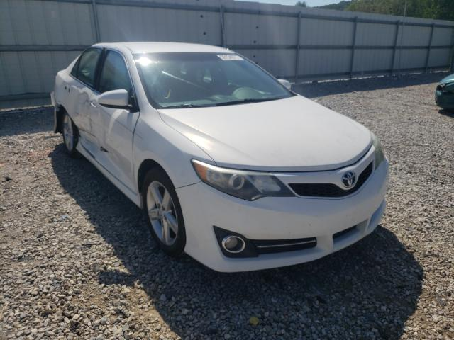 Salvage cars for sale at Prairie Grove, AR auction: 2013 Toyota Camry L