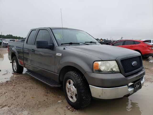 Salvage trucks for sale at Houston, TX auction: 2004 Ford F150