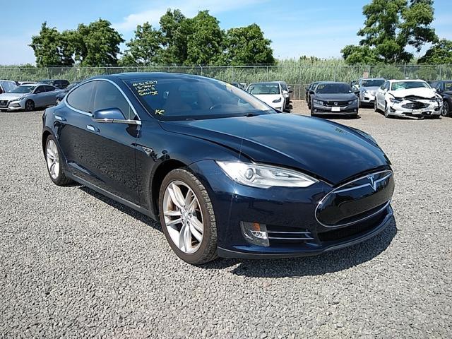 Tesla salvage cars for sale: 2013 Tesla Model S