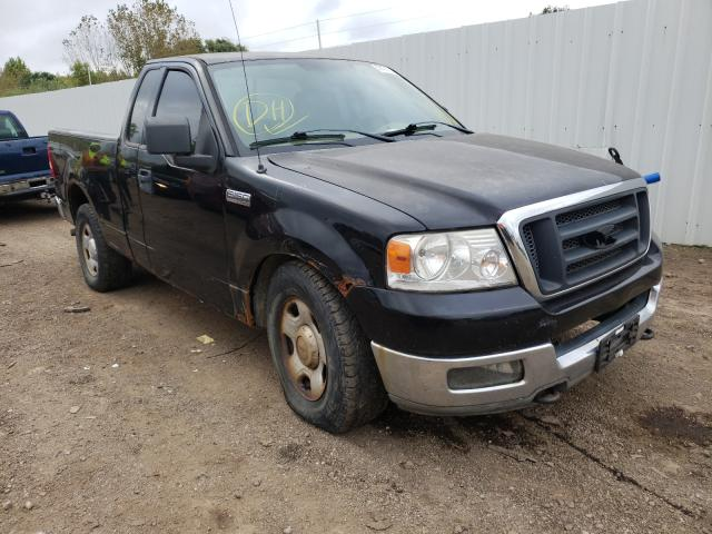 Salvage cars for sale at Columbia Station, OH auction: 2004 Ford F150