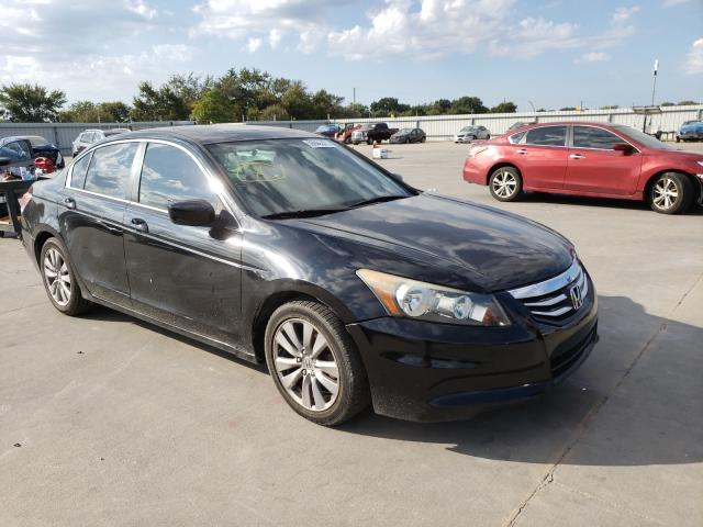 Vehiculos salvage en venta de Copart Wilmer, TX: 2012 Honda Accord EXL