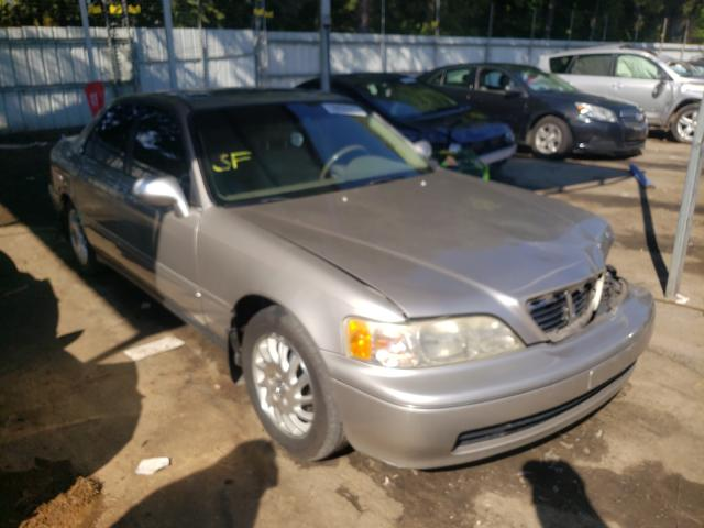 Salvage cars for sale from Copart Austell, GA: 1998 Acura 3.5RL