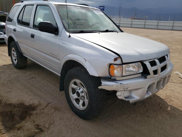 Isuzu salvage cars for sale: 2003 Isuzu Rodeo