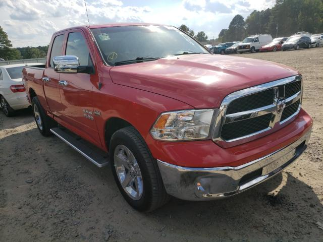 Salvage trucks for sale at Conway, AR auction: 2017 Dodge RAM 1500 ST