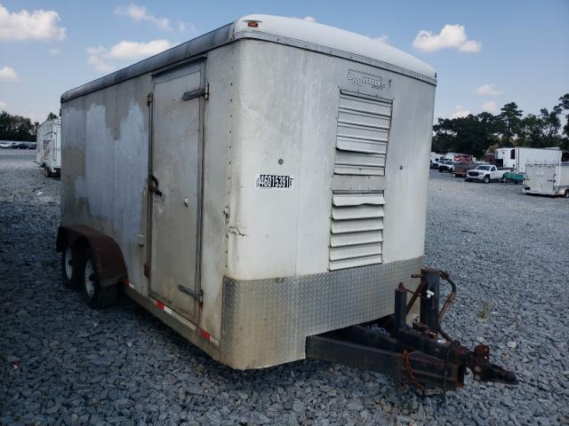 Salvage trucks for sale at Dunn, NC auction: 2008 Doolittle Trailer