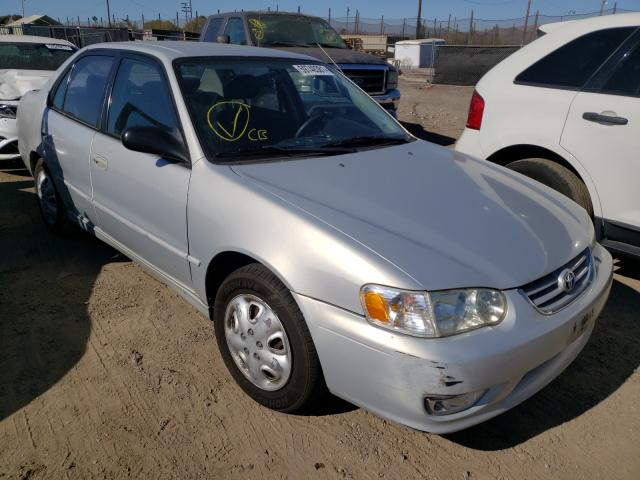 Salvage cars for sale from Copart San Martin, CA: 2002 Toyota Corolla CE