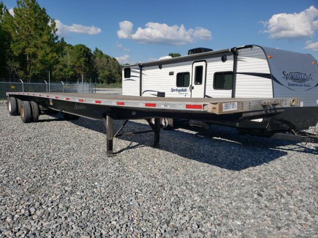 Fontaine salvage cars for sale: 2012 Fontaine Trailer