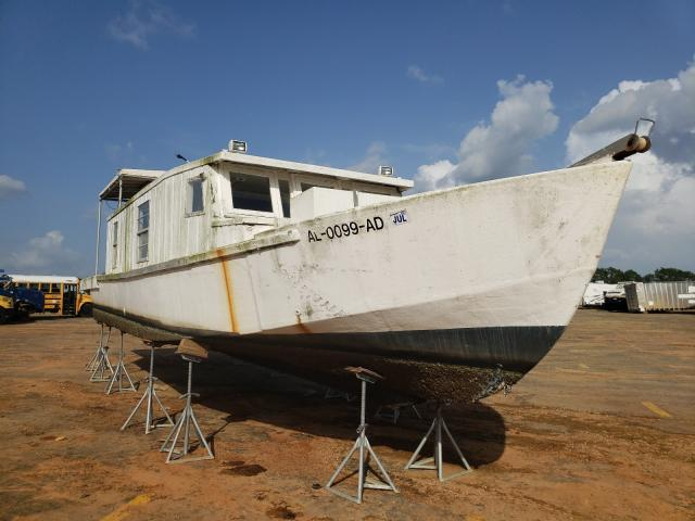 Salvage boats for sale at Theodore, AL auction: 1989 Other Boat