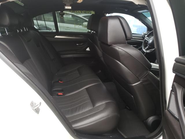 2016 BMW M5 WBSFV9C53GD595865