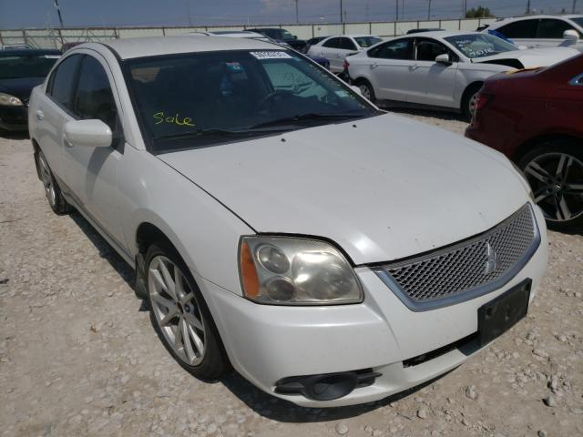 Salvage cars for sale from Copart Haslet, TX: 2012 Mitsubishi Galant ES