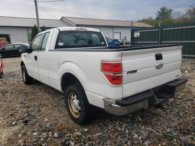 2011 FORD F150 SUPER 1FTFX1CF7BFB80265