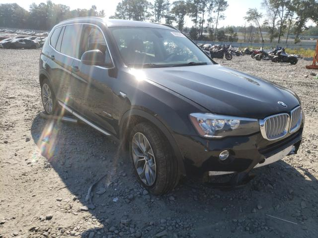 BMW X3 Vehiculos salvage en venta: 2016 BMW X3