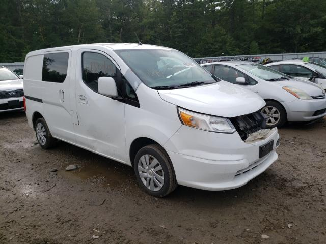 Salvage cars for sale from Copart Lyman, ME: 2015 Chevrolet City Expre