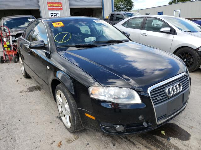 Salvage cars for sale from Copart Duryea, PA: 2006 Audi A4 2.0T Quattro